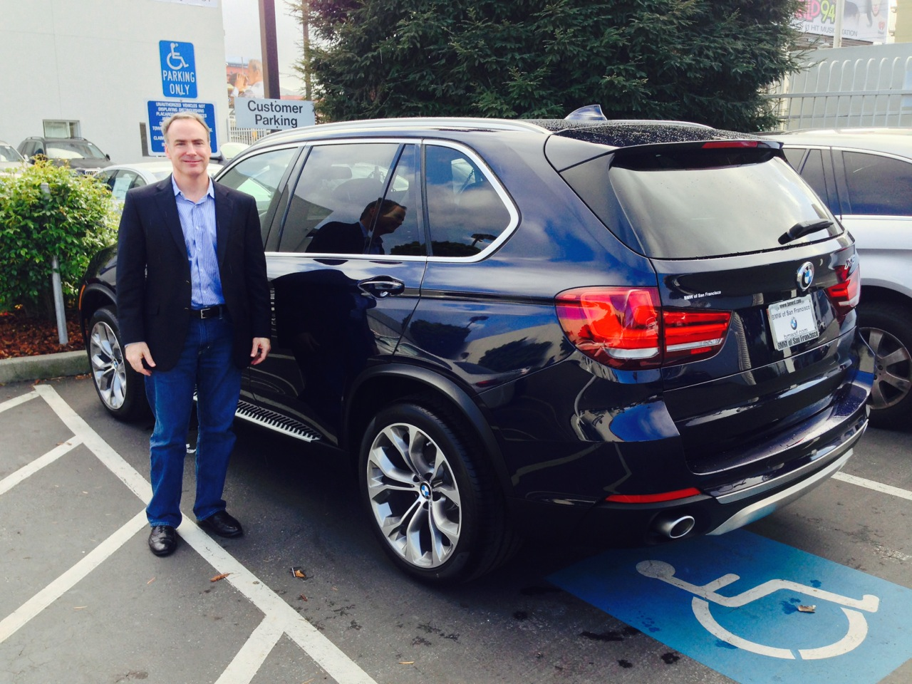 Took Delivery Of My X5 Yesterday
