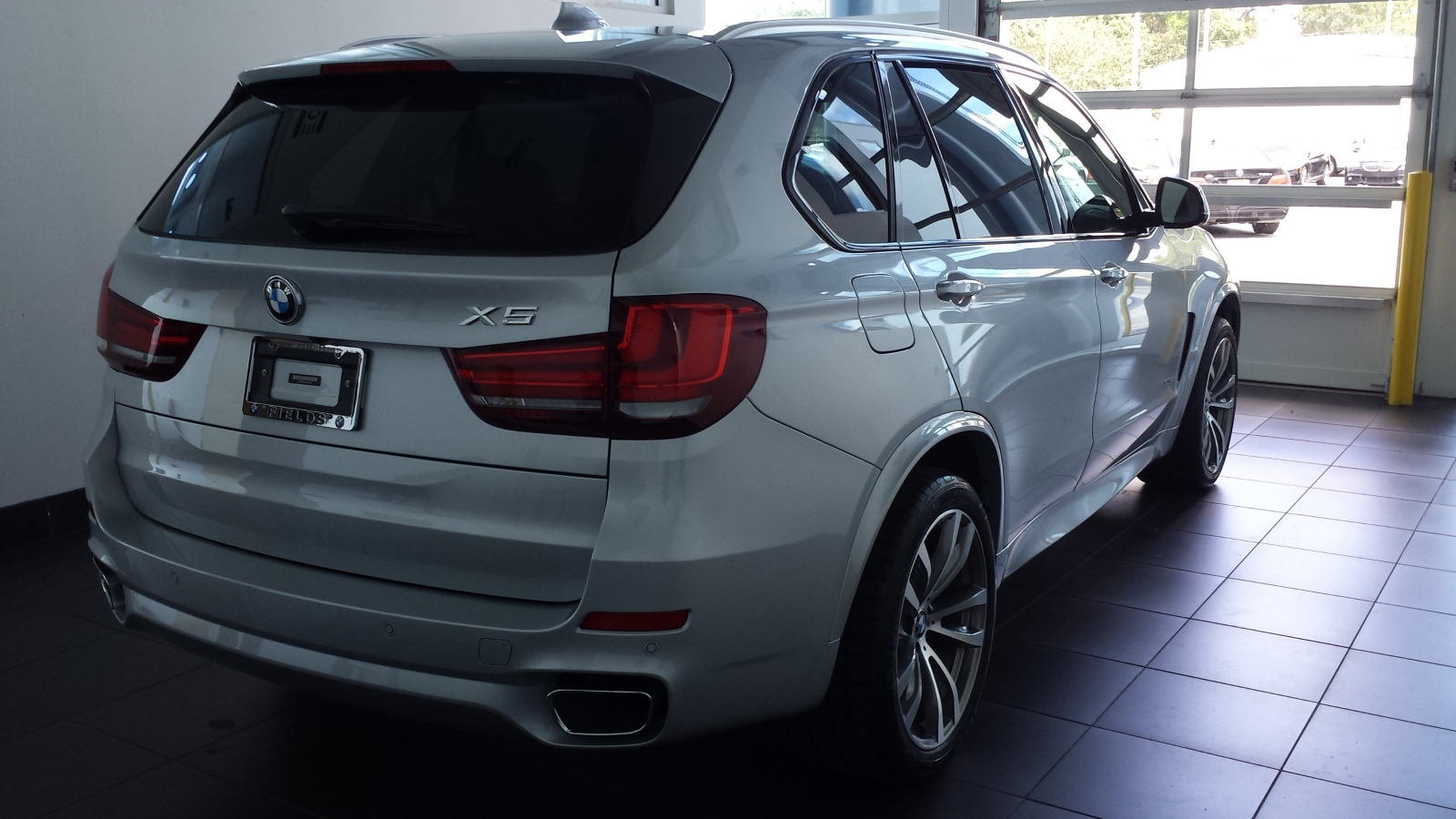 2016 X5 SDrive35i M Sport