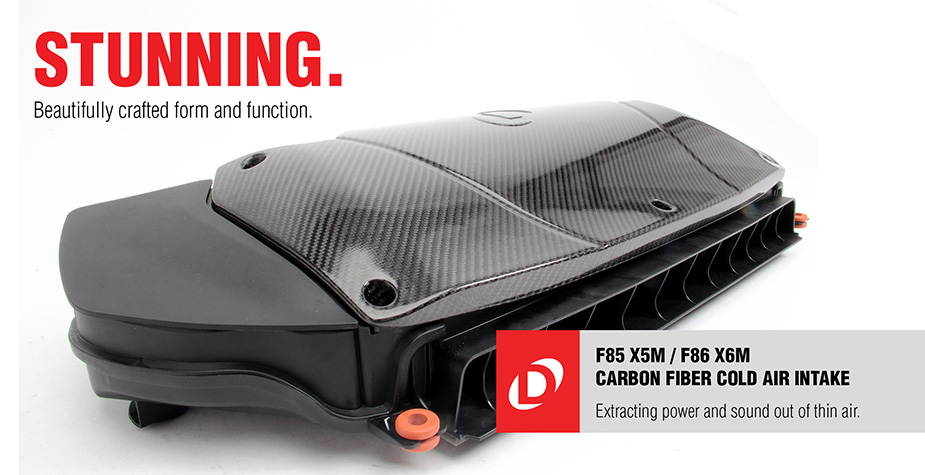 NEW RELEASE: Dinan Stage 2 Tune & Carbon Fiber Cold Air