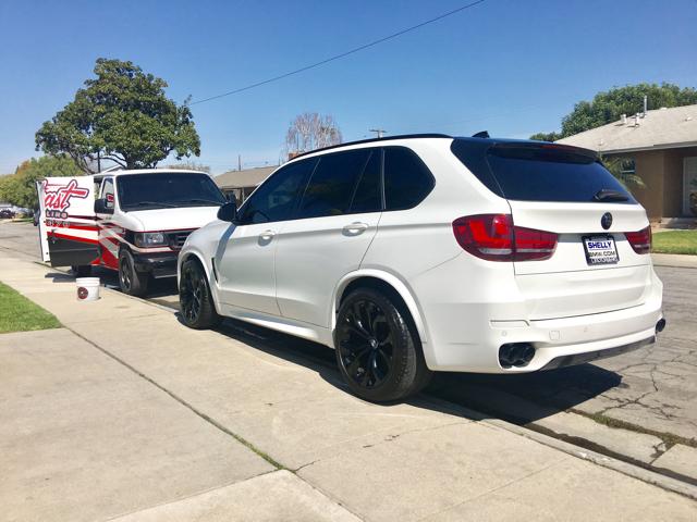 X5 50i Exhaust Tips Bimmerfest Bmw Forums
