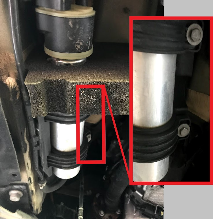 F15 X5 35d fuel filter change DIY Guide - BMW X5 and X6 Forum (F15/F16)   X5 Fuel Filter      Bimmerpost