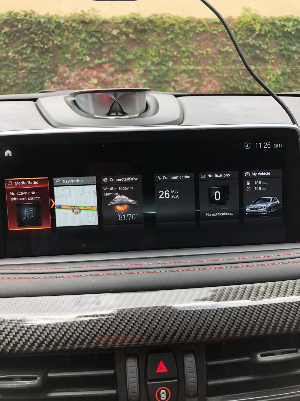 F/ür kompatibel mit B M W X5 X6 F15 F16 2014 2018 7 Balken einclipsen K/ühlergrill Kappe Schnalle Streifen Trim M Power Sport Tech Performance Auto Fahrzeug Styling Tuning