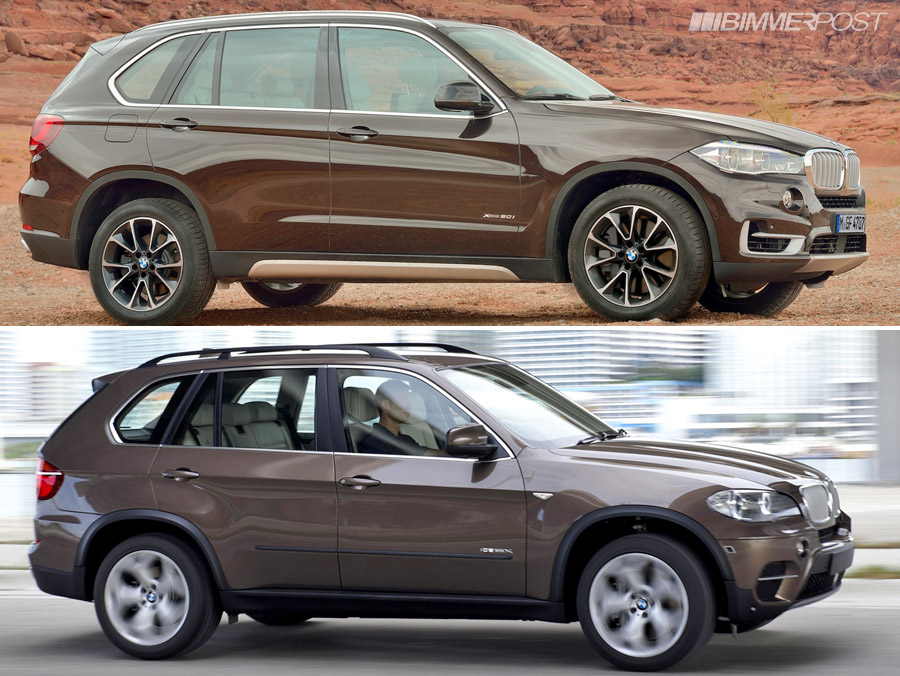 A Look At Bmw X5 F15 Versus Outgoing X5 E70 Which Do You Prefer Bmw X5 And X6 Forum F15 F16