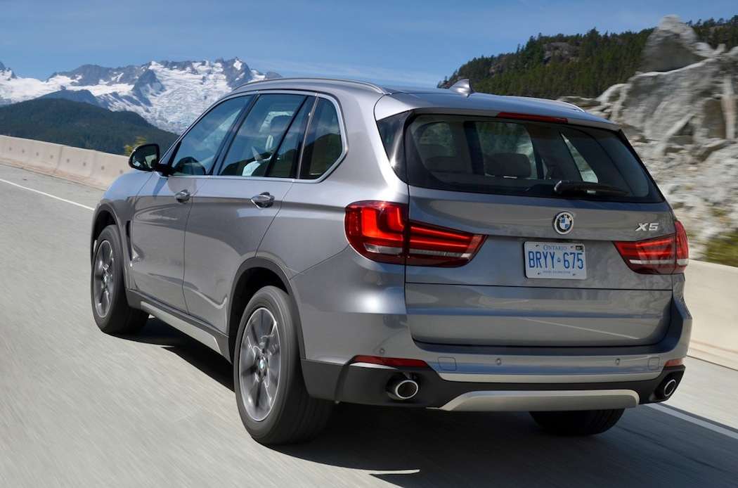 2014 X5 F15 first drive review...