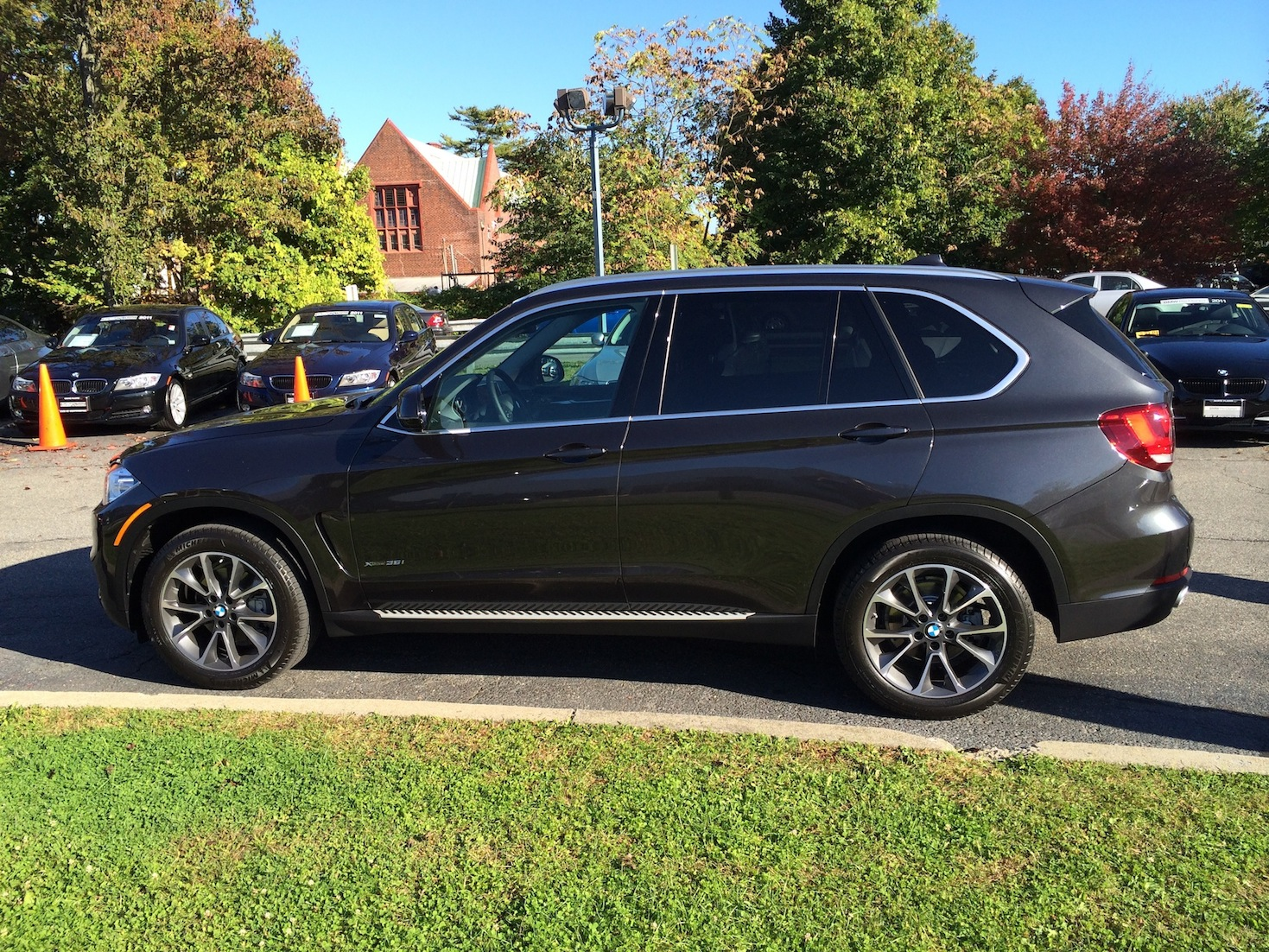 F15 Xdrive35i X Line In Dark Graphite