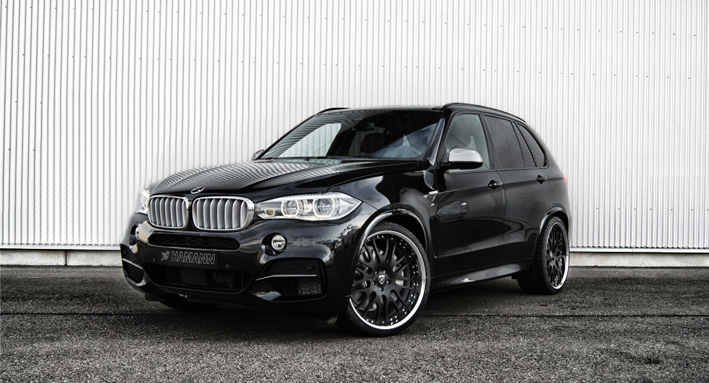 Hamann Wheels Now Available For The F15 Bmw X5