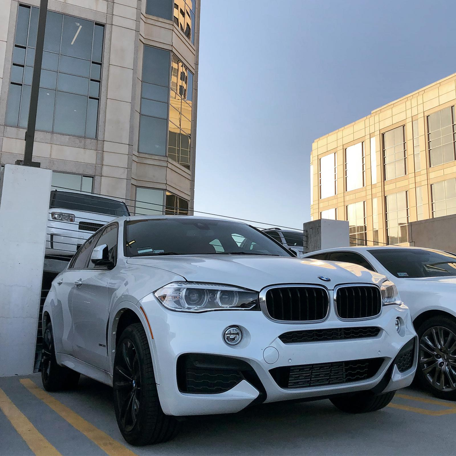 Lease Takeover: '19 BMW X6 MW/Coral Red (SoCal