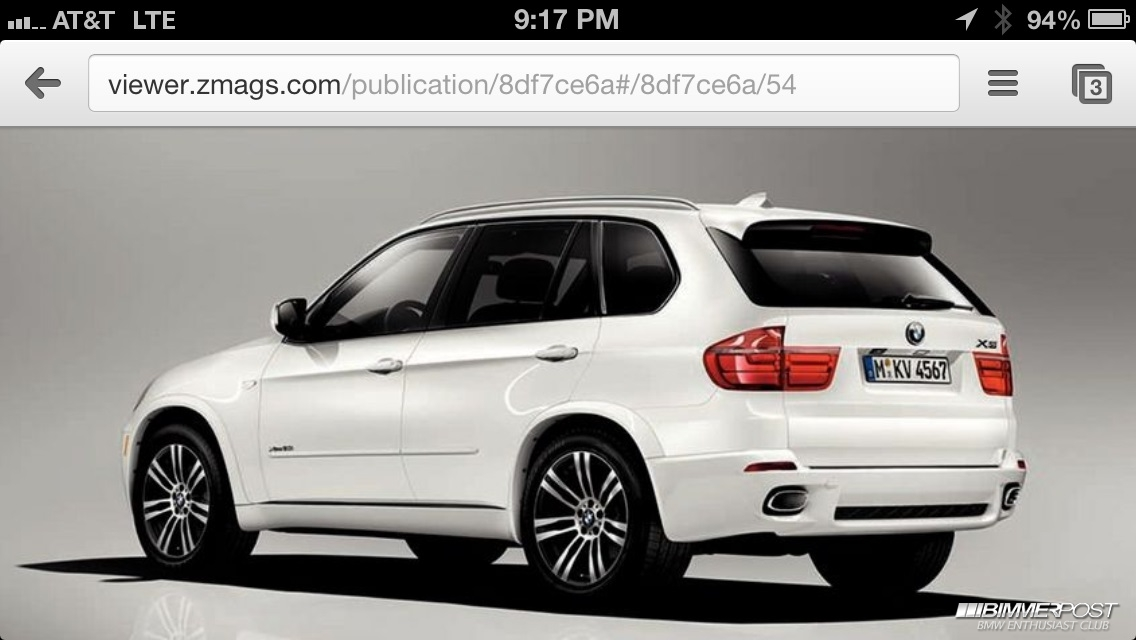 kamichael 39 s 2013 bmw x5 5 0 msport bimmerpost garage. Black Bedroom Furniture Sets. Home Design Ideas