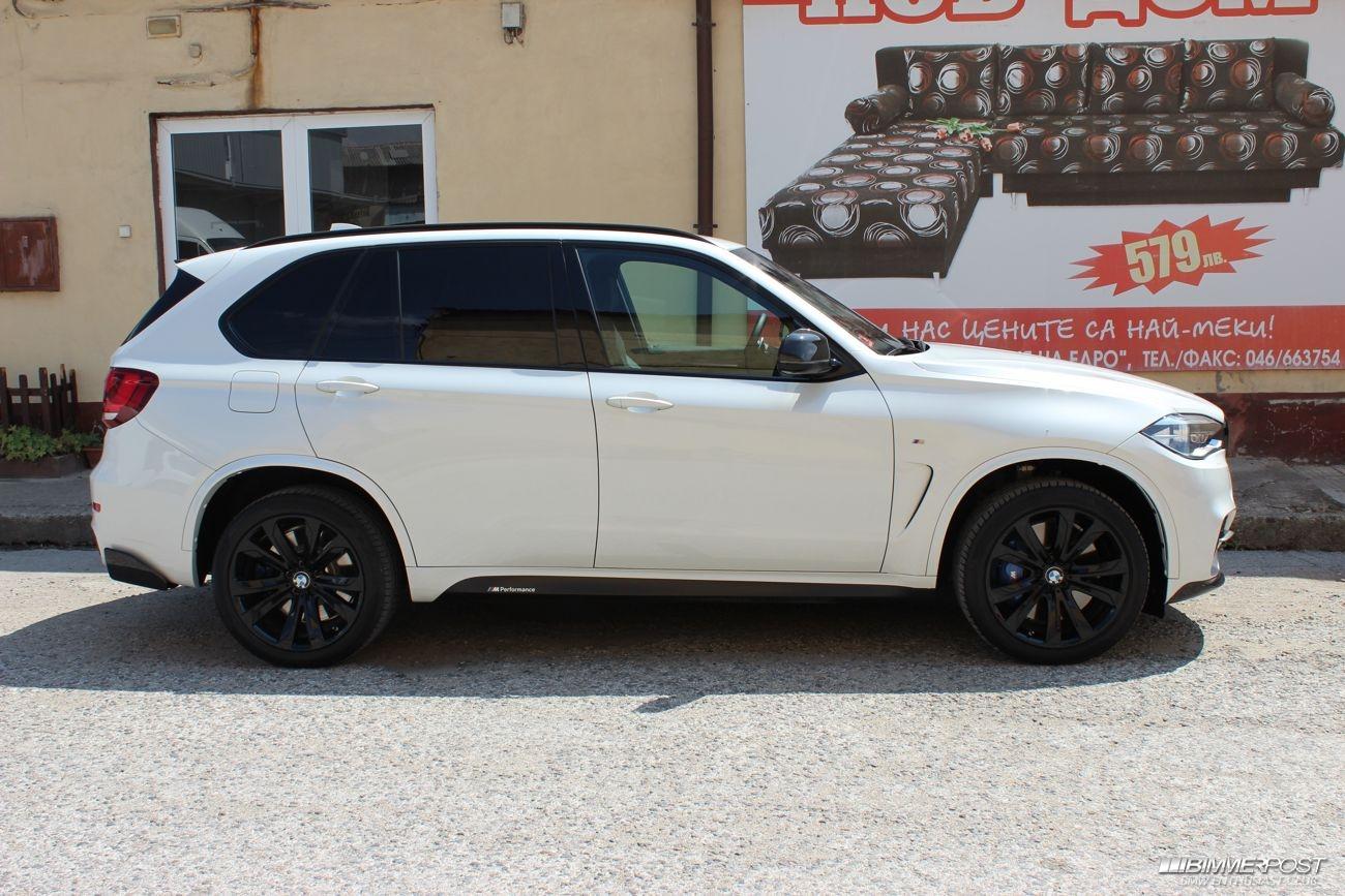 Teodorjelev S 2015 Bmw X5 M50d Bimmerpost Garage
