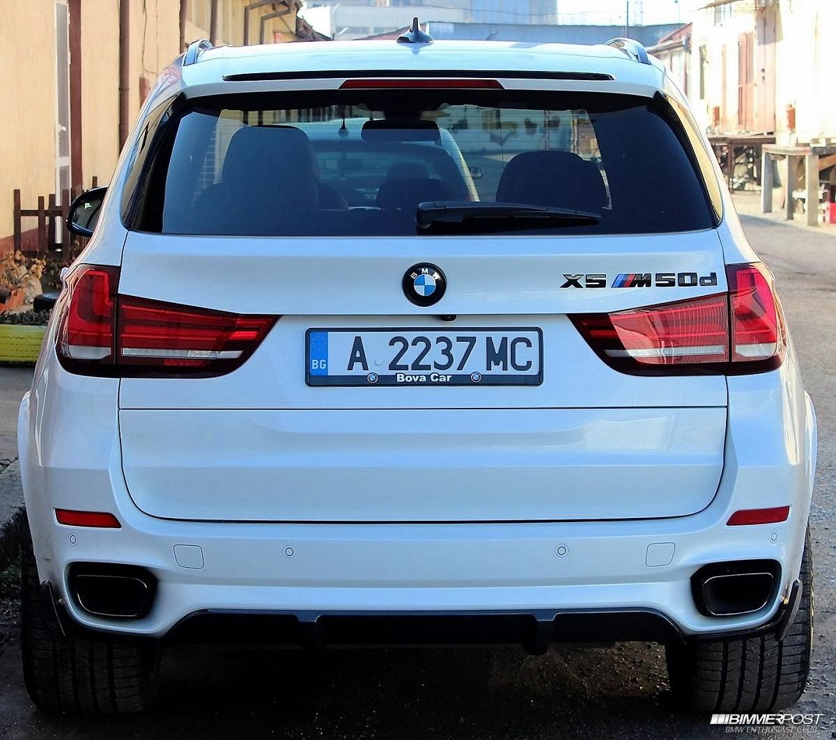 2015 Bmw I8 Transmission: Teodorjelev's 2015 BMW X5 M50d