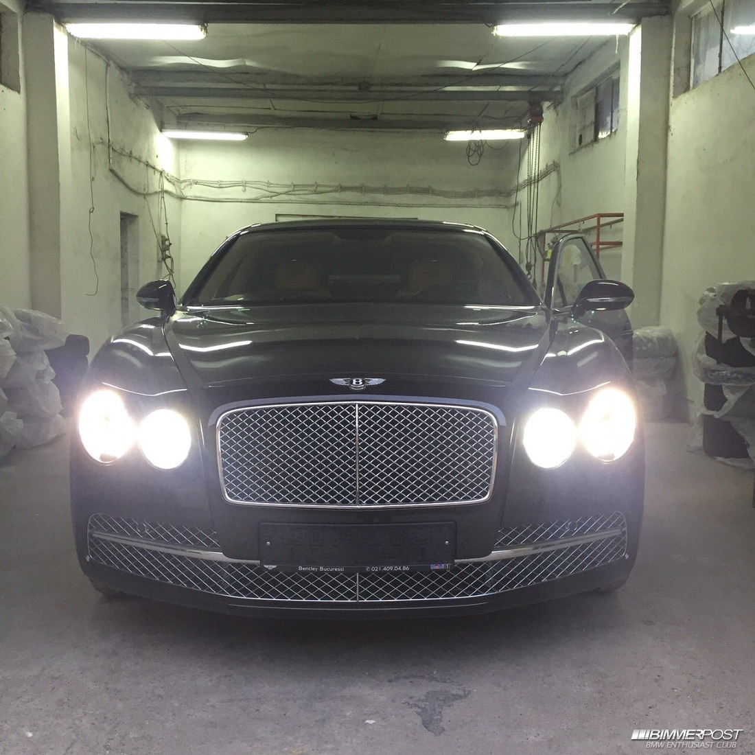 2006 Bentley Flying Spur: Teodorjelev's 2016 Bentley Flying Spur W12