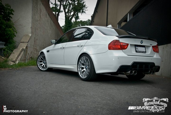 Kiemyster S 2011 Bmw M3 E90 Bimmerpost Garage