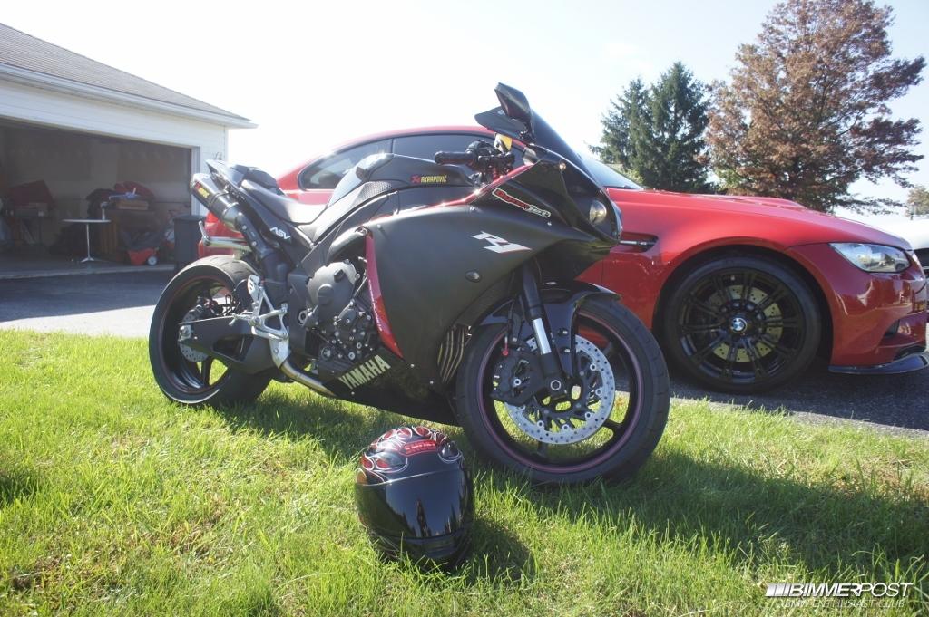 Schnellm3 S 2009 Yamaha R1 For Sale Bimmerpost Garage