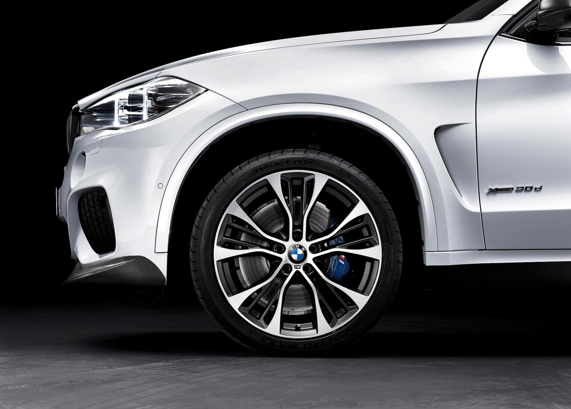2014 Bmw X5 M Performance Parts Announced