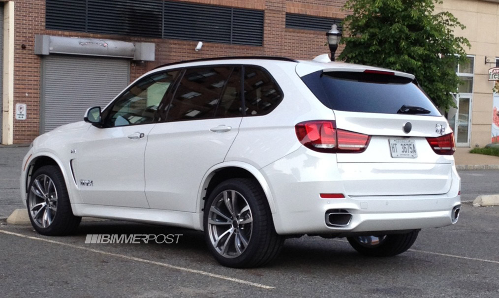 Closest Look Yet At 2014 X5 F15 M Sport