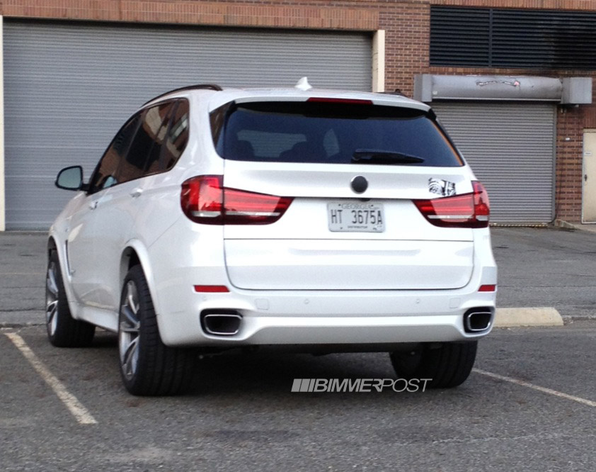 Closest Look Yet At X F M Sport - 2014 bmw x5 m