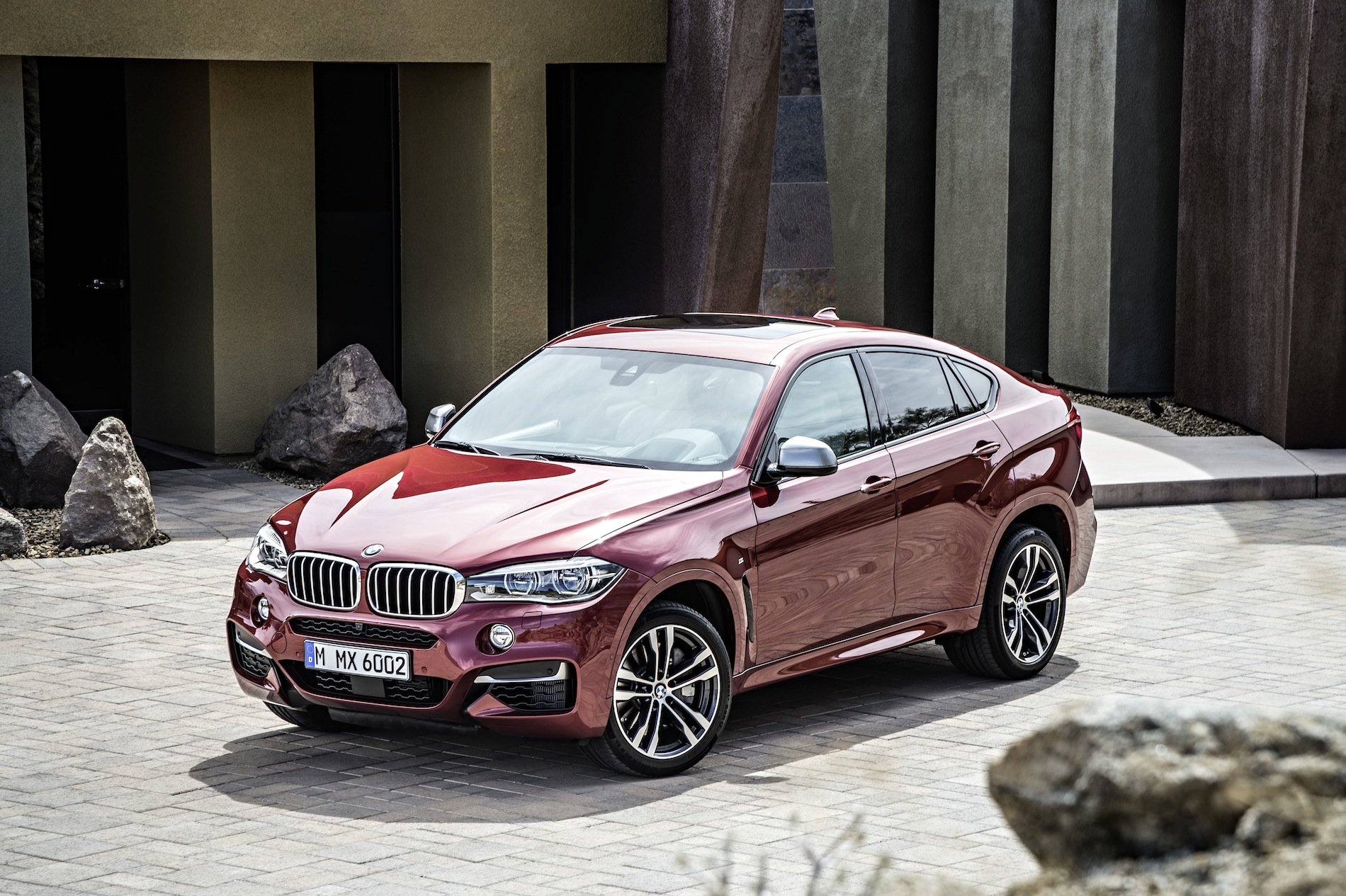 2015 Bmw X6 F16 Official Thread Information Wallpapers And