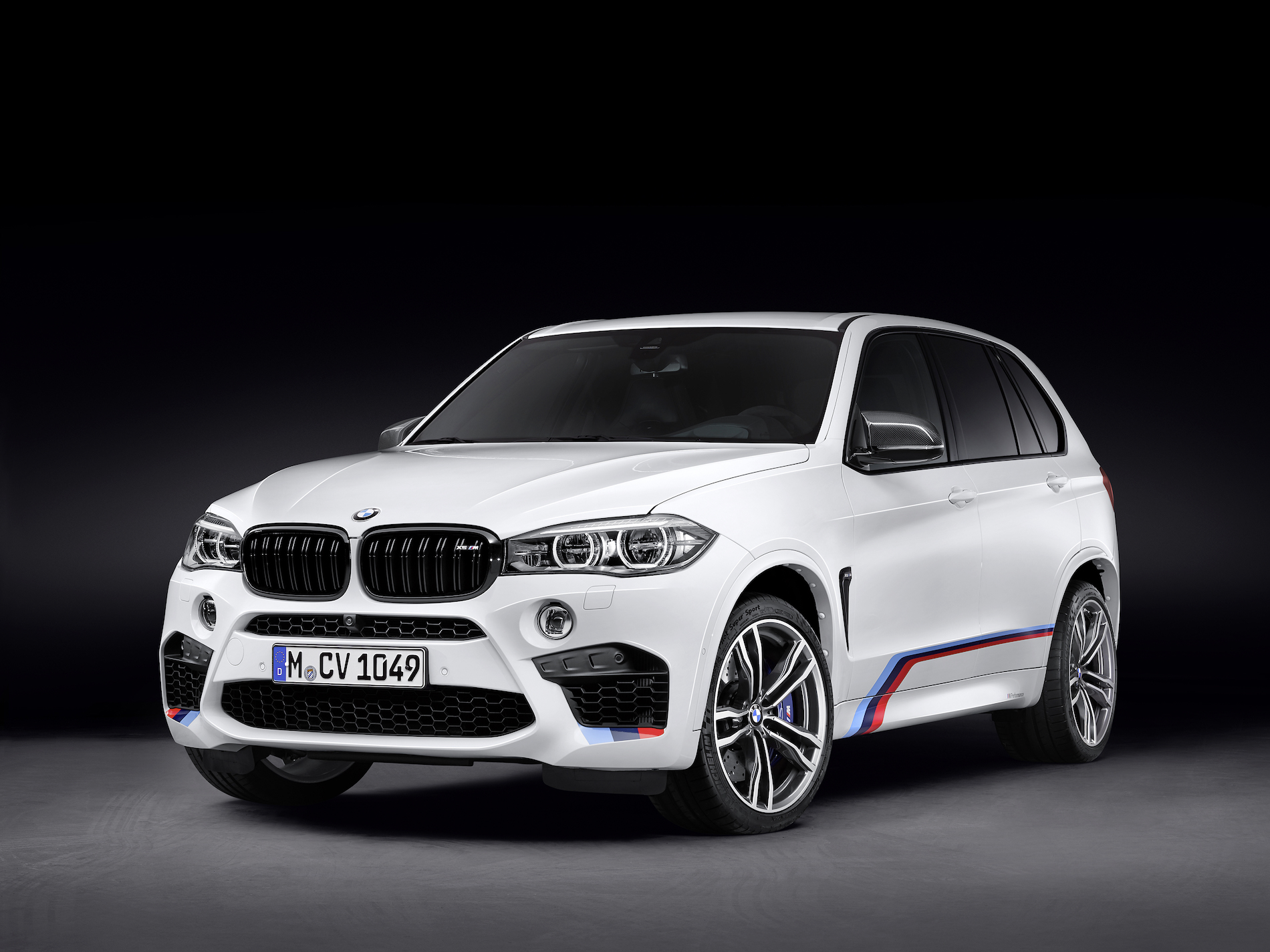 Bmw M Performance Parts For The All New Bmw X5 M And X6 M