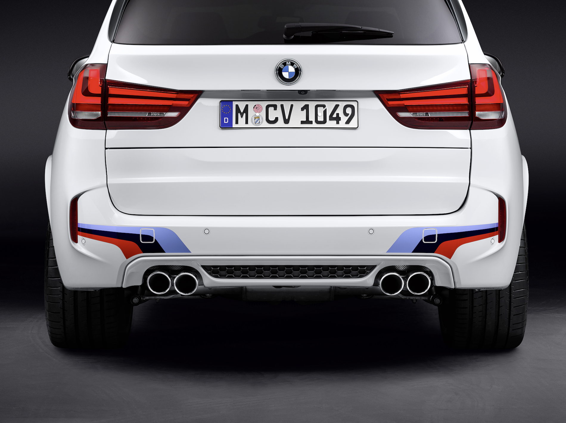 Bmw E90 Performance Bumper >> BMW M Performance Parts for the all new BMW X5 M and X6 M
